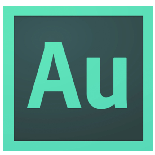 O logo do Adobe Audition