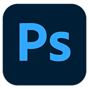 O logo do Adobe Photoshop